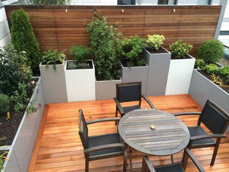 Simple Terrace Design | Rooftop terrace design, Terrace ...