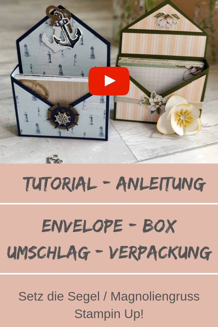 Maritime Umschlag Box - Verpackung YouTube