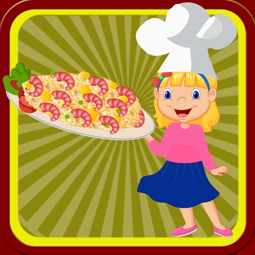 Free Download Fried Rice & Shrimps Maker APK https