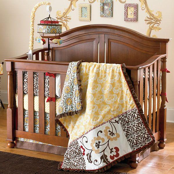 Bedford Baby Monterey Convertible Crib - Butternut - JCPenney | new ...
