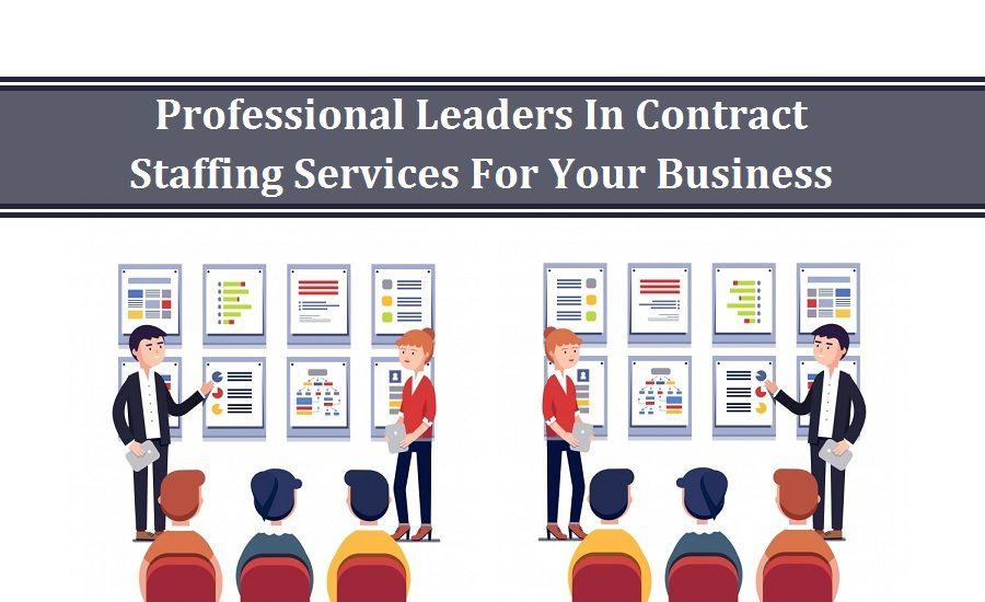 Contract staffing services india mumbai chennai delhi