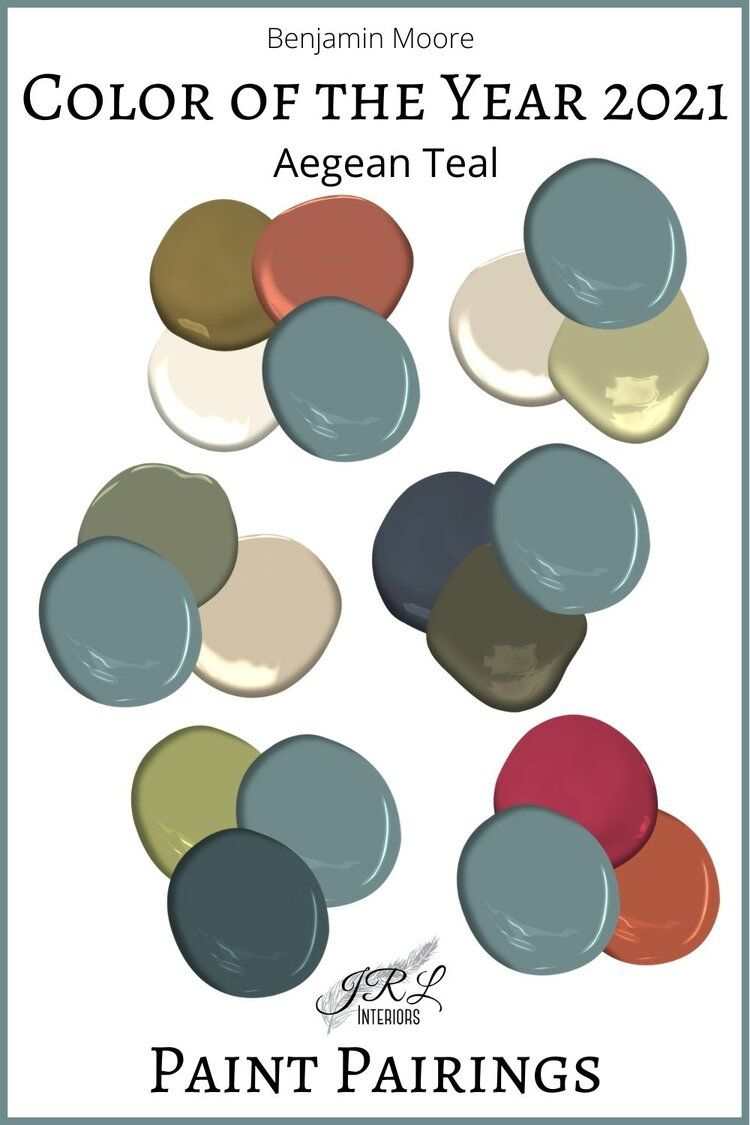 The Benjamin Moore Color of the Year 2021