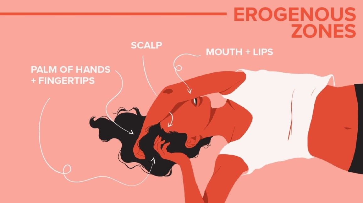 31 Erogenous Zones And How To Touch Them How Are You Feeling