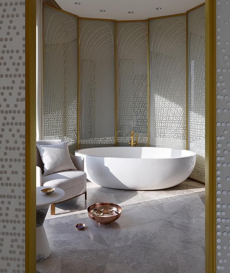 Four Seasons Kuwait — Kuwait City, Kuwait   bedroom   Bathroom
