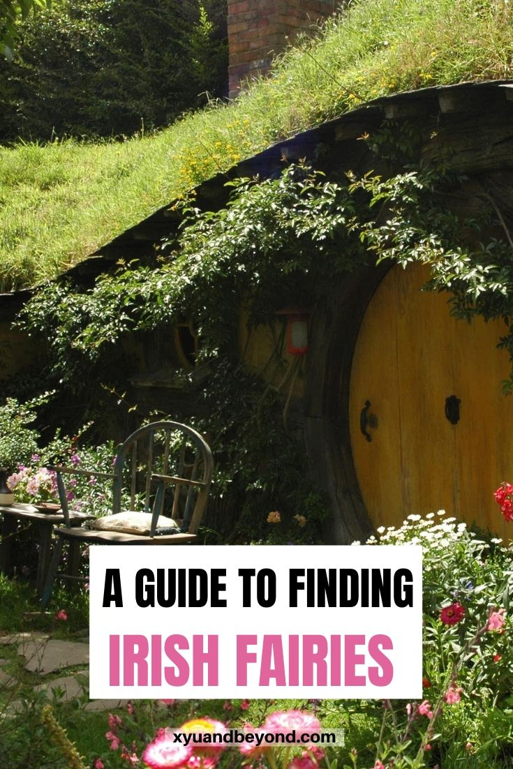 A guide to finding Irish Fairies and fairy gardens in ...  |Fairy Garden Ideas Ireland