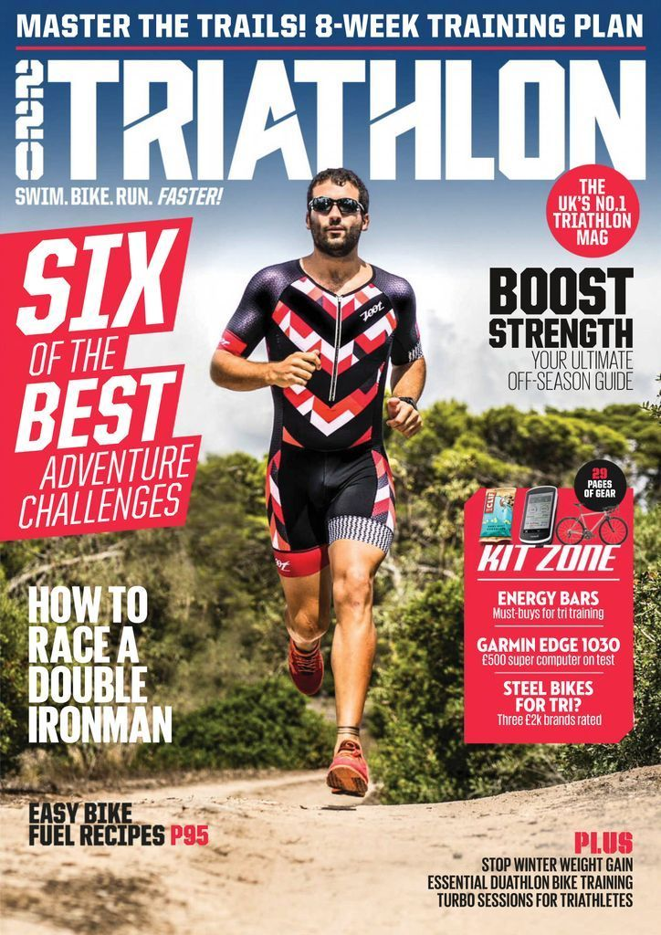 220 Triathlon is the UK's No.1 selling Triathlon magazine and brings together all the finest elements of the world's fastest growing sport in a visually stunning and practical format.