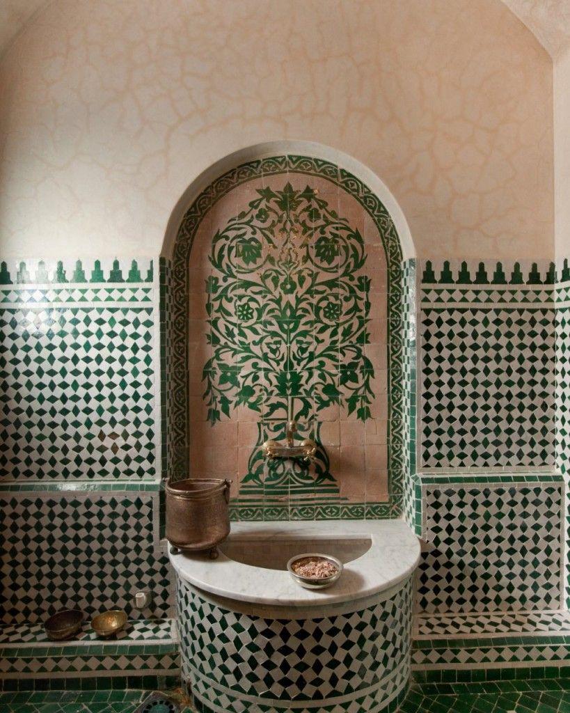 Salle De Bain Marocaine Beldi ~ tanger albarnous hamman wander pinterest salle de bains et salle