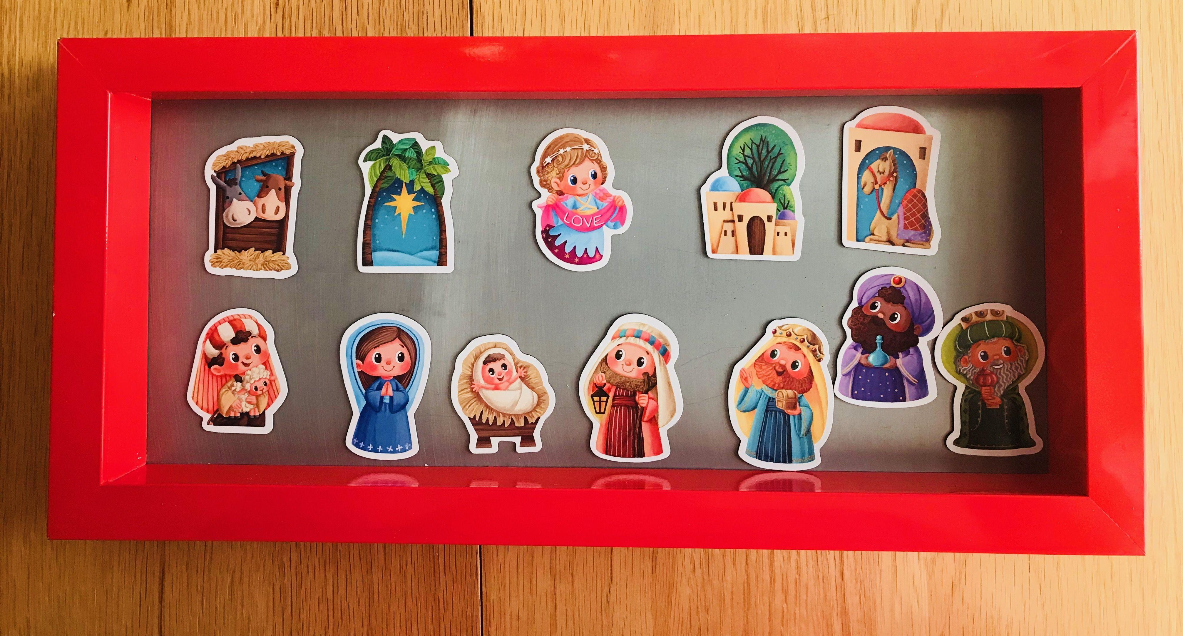 Nativity Story Magnets Deseret Book
