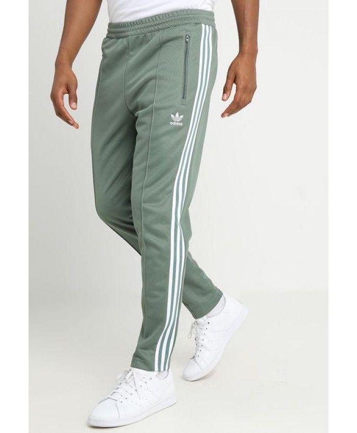 adidas Originals BECKENBAUER trace green Pantalon de