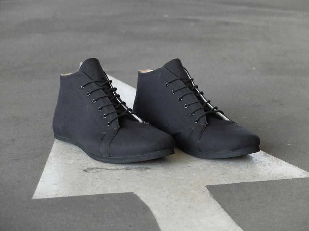 054cc2205a SORBAS Shoes Berlin - SORBAS  66 (vegan) organic cotton shoes all black
