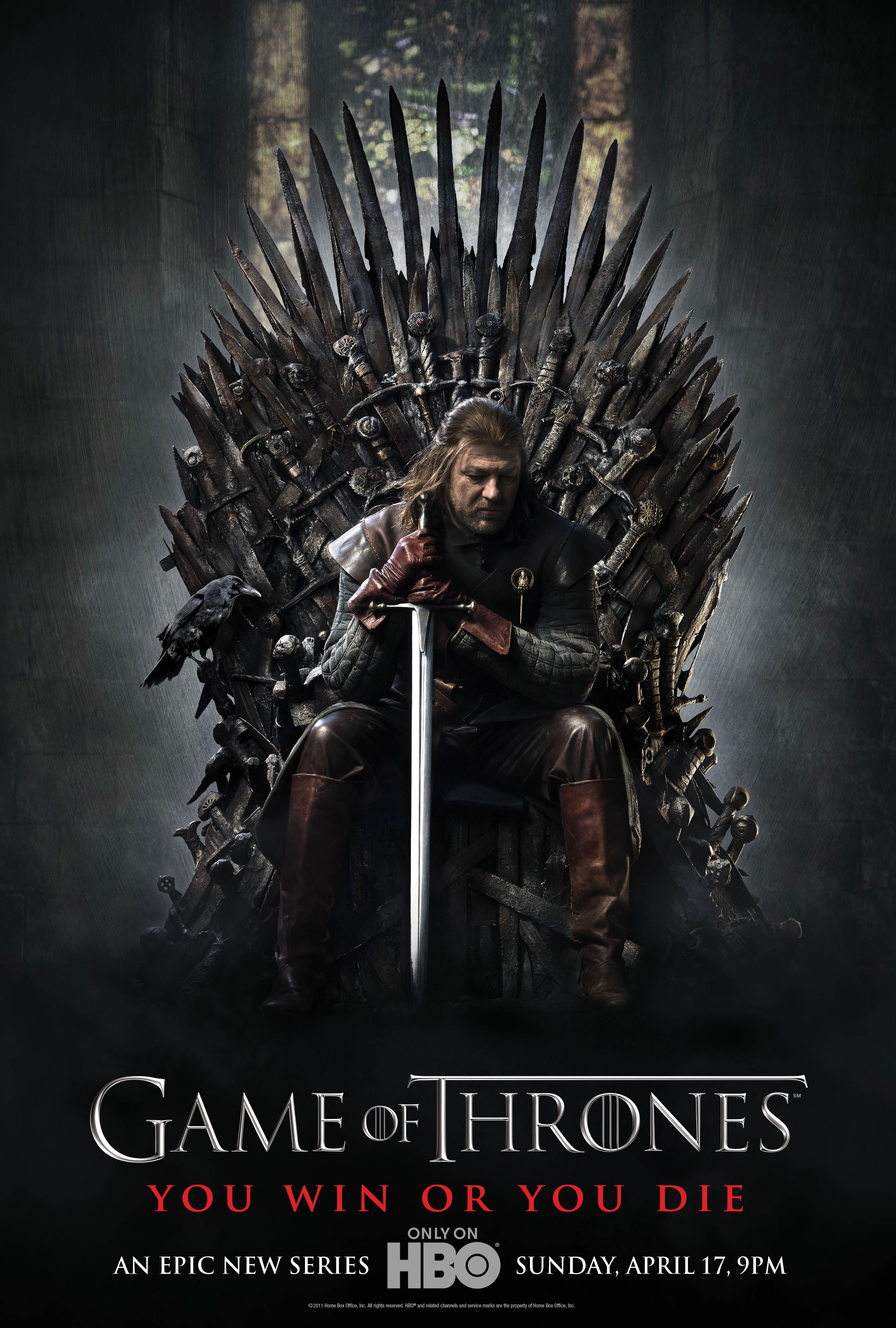 The Official Game Of Thrones Poster Is Here Com Imagens