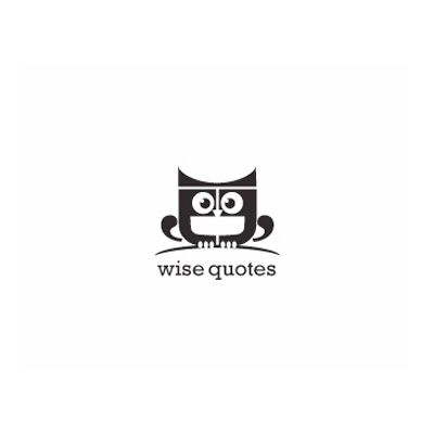 Wise Quotes | Logo Design Gallery Inspiration | LogoMix