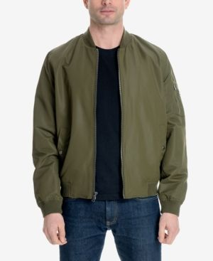 344983a98 Men's Bomber Jacket, Created for Macy's | Products | Bomber jacket ...
