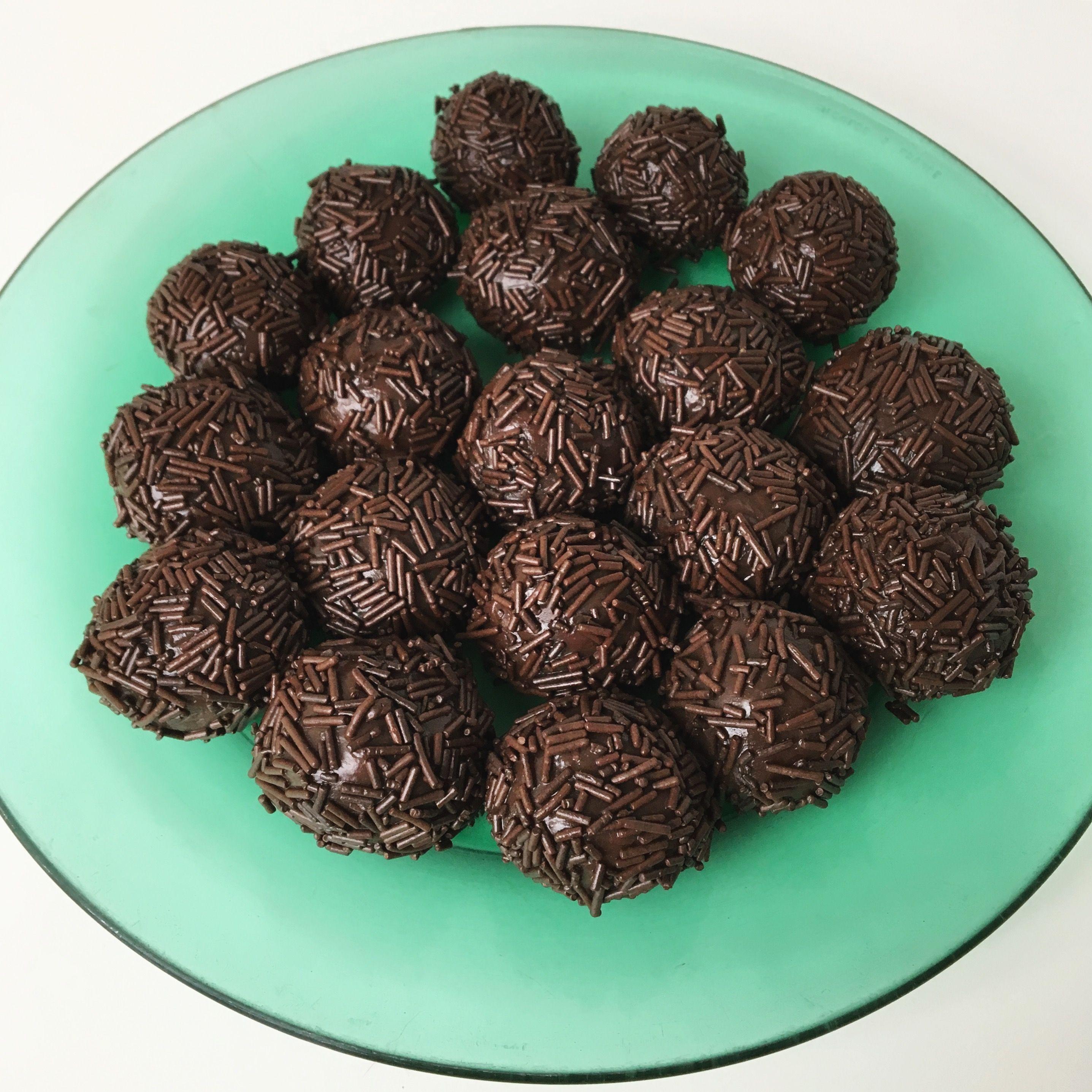 Brigadeiros Recipe By Tasty Recipe Tasty Cocoa Chocolate Recipes
