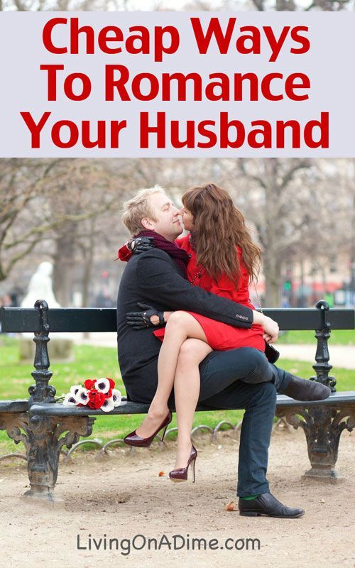 cheap ways to romance your husband this valentine's day | romance, Ideas