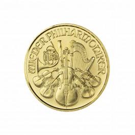 Filharmonicy Wiedenscy 1 10 Oz Zlota Moneta Bulionowa Gold Coins 10 Things Gold