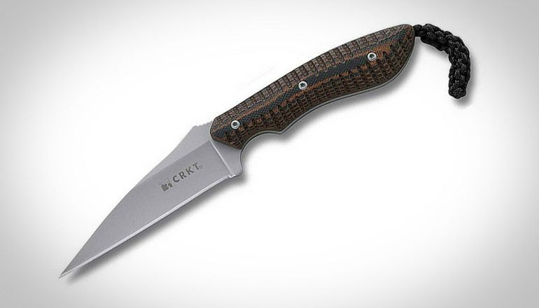 Columbia river knife and tool 2388 knife fixed blade
