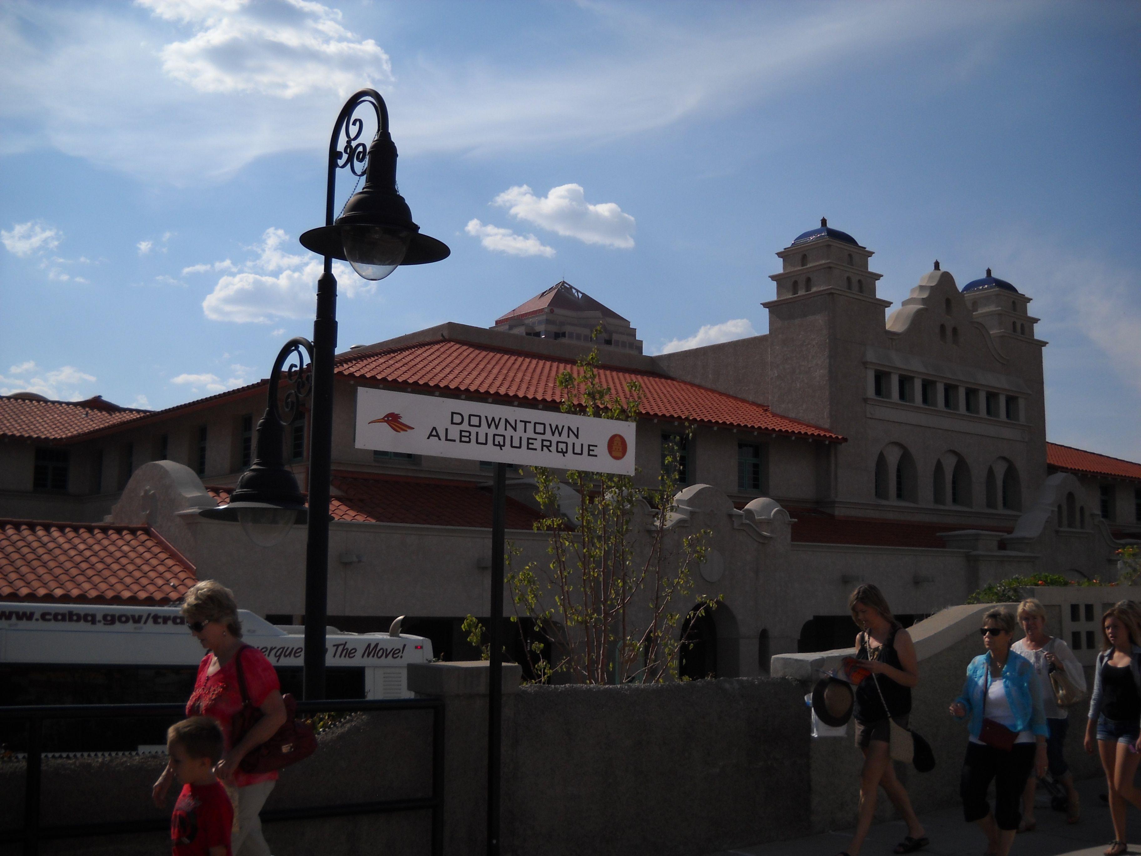 Estación Downtown Albuquerque