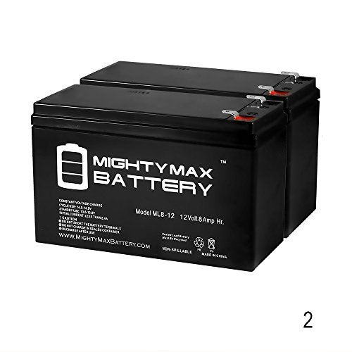 12v 8ah Battery For Razor Xlr8r Scooter 2 Pack Mighty Max Battery Brand Product Check Out This Great Product Mighty Max Battery Electric Skateboard