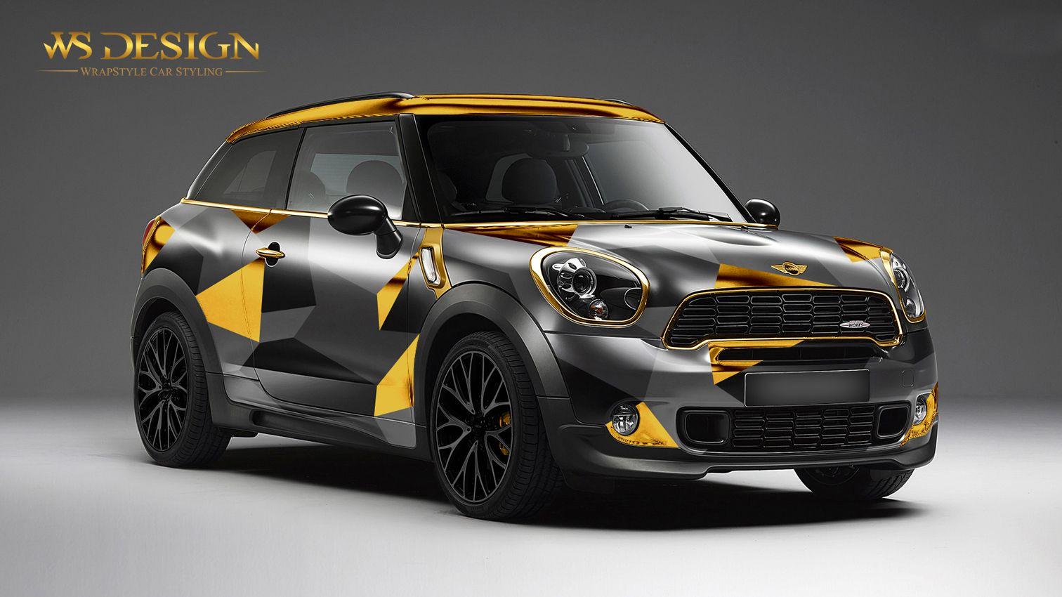 Superieur Auto Mini, Mini Countryman, Car Wrap, Vehicle Wraps, Design Cars,