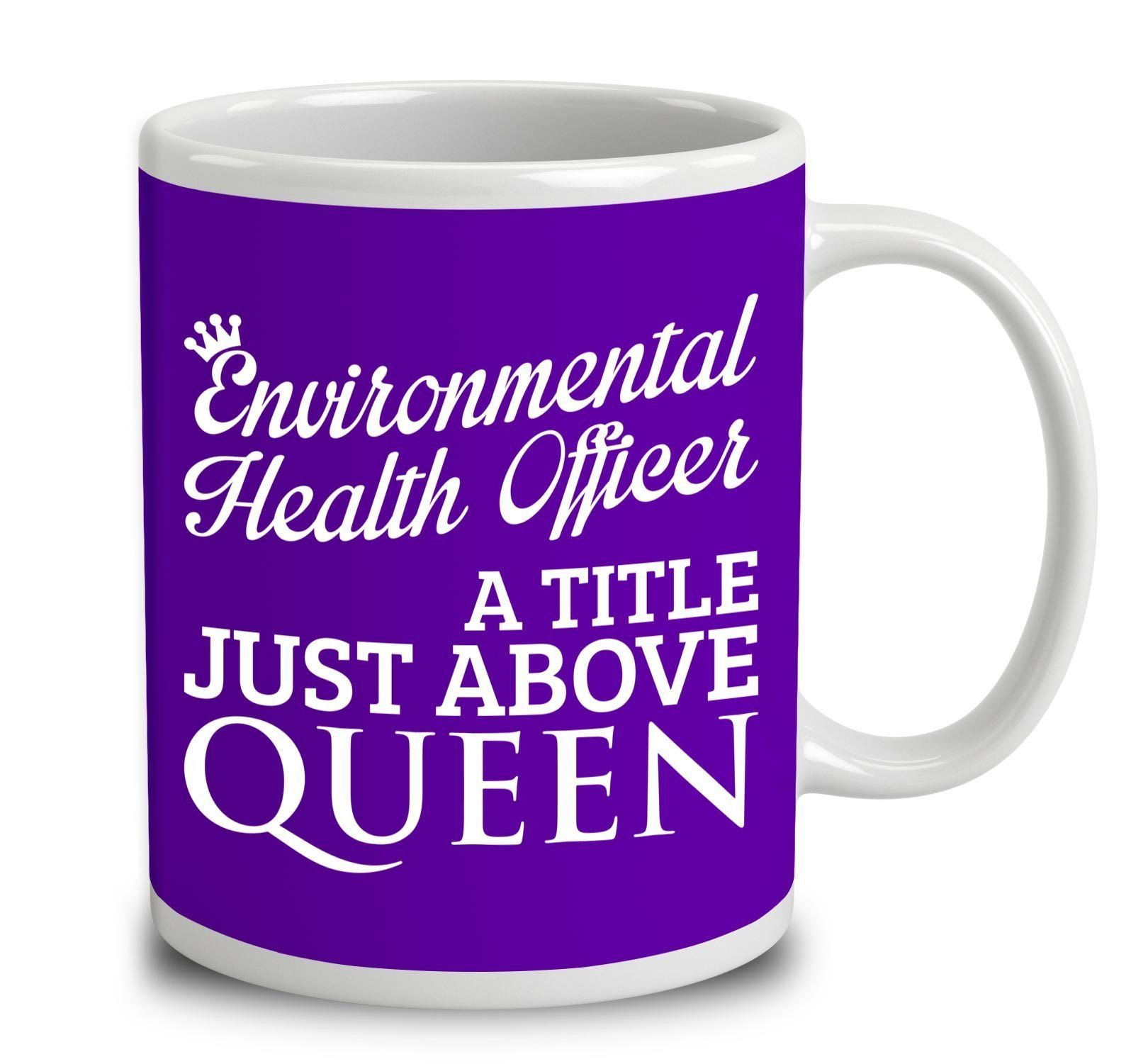 Environmental Health Officer A Title Just Above Queen ...