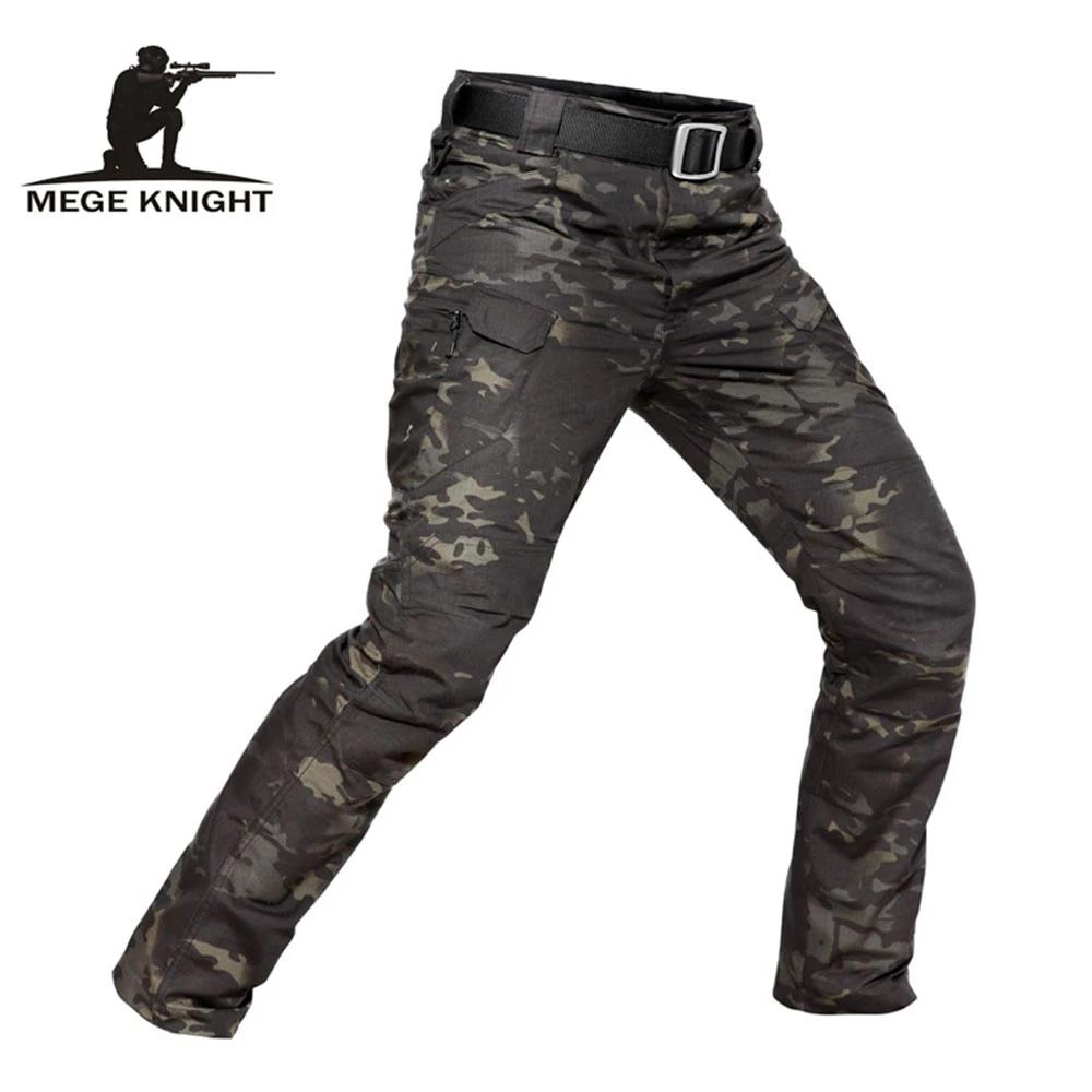 Men/'s Jeans Denim Pant Casual Cargo Combat Work Pants Tactical Trousers Pockets!