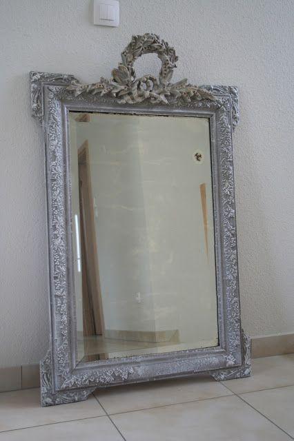 voltaire meuble gustave et voltaire sculped mirror miroir sculpt