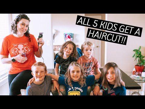 Kids Haircuts, kids pick their own haircut #diyhaircut