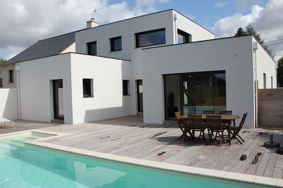 Nos réalisations - Construction maison individuelle Loire Altantique