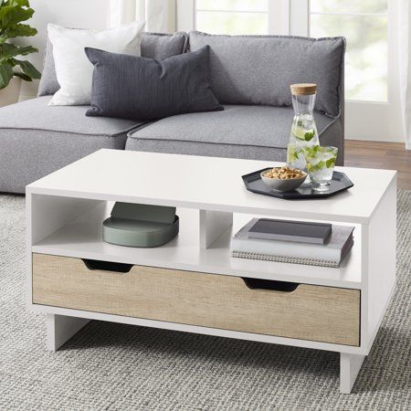 Better Homes Gardens Reagan Coffee Table Multiple Finishes