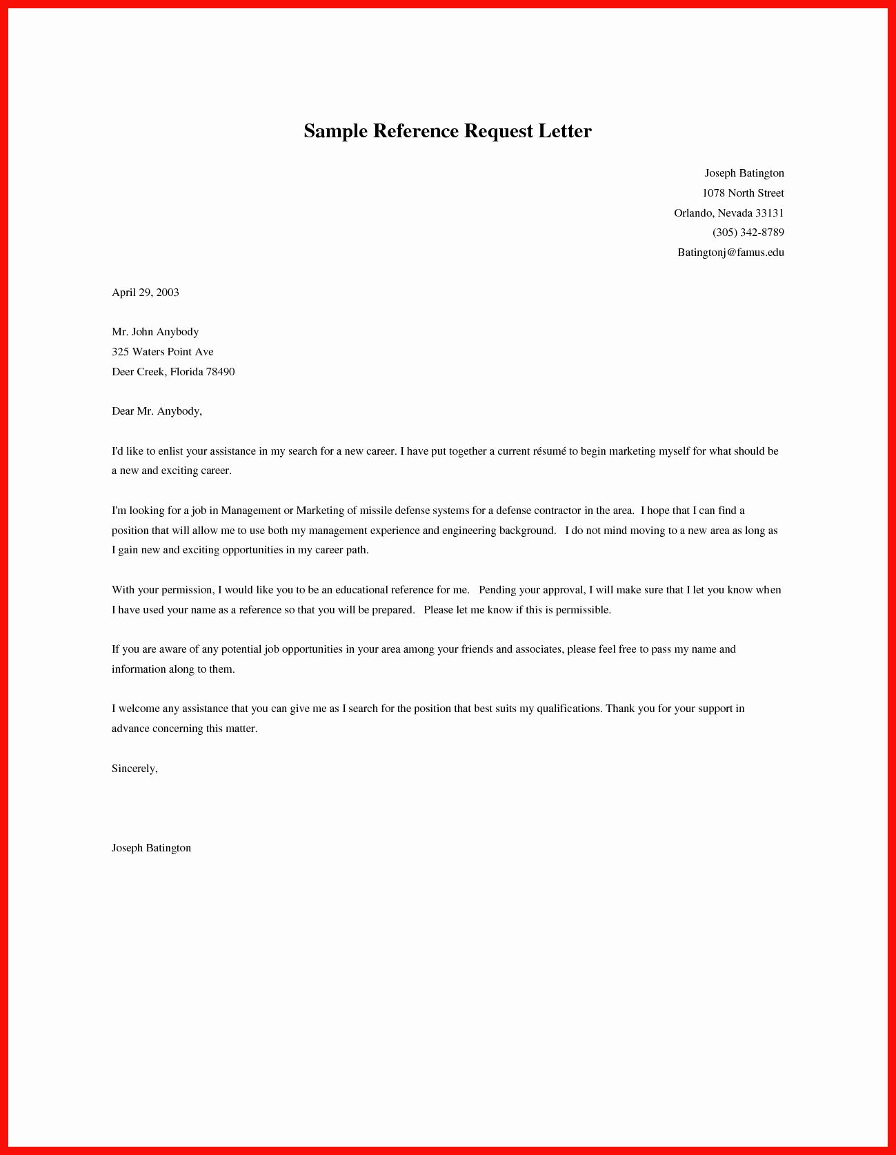 Template For Asking For A Letter Of Recommendation from i.pinimg.com
