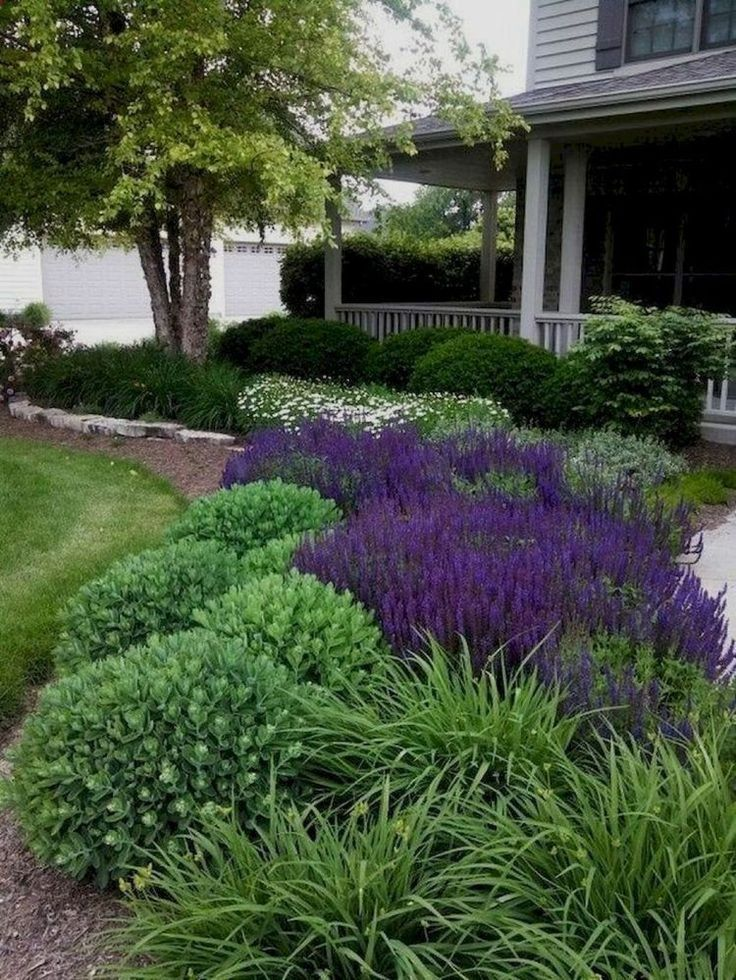 Besten Vorgarten Landschaftsgestaltung Ideen und Garten Designs (21) - Garten Gestaltung #yardlandscaping