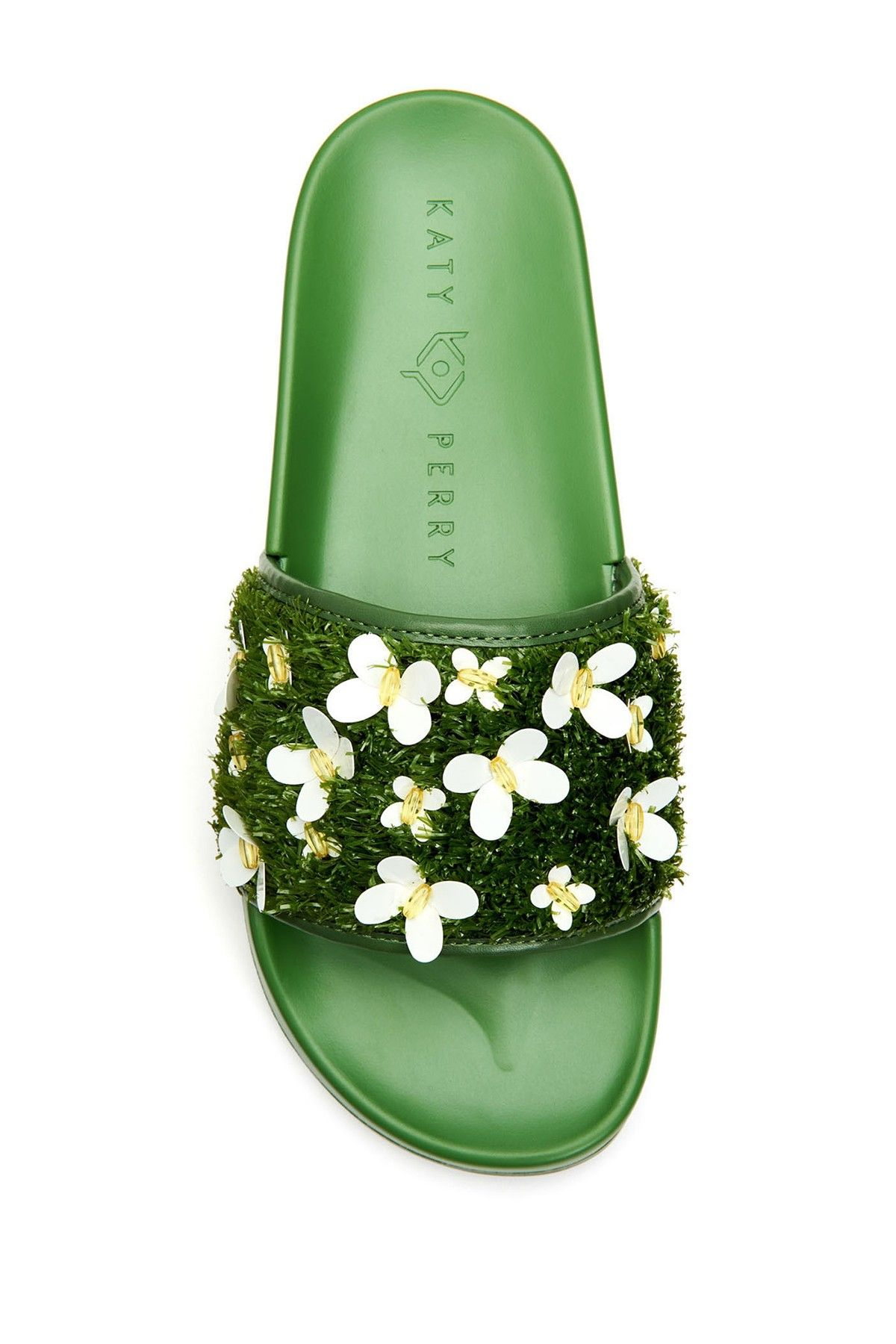 Katy Perry The Gema Butterfly Turf Slide Sandals