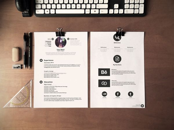 Free Resume Templates  Design    Template Cv