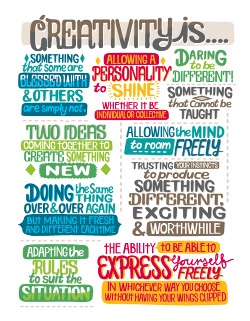 Creativity | Design Infographics | Creativity quotes, Art