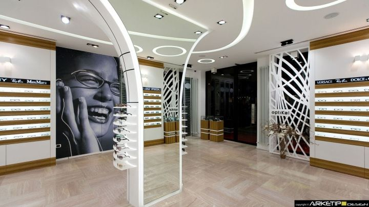 EYEWEAR STORES! Optical shop by Arketipo Design, Rovigo – Italy