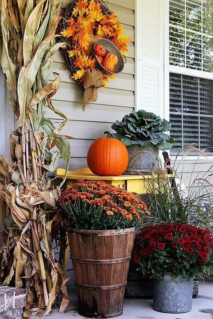 Fascinating Thanksgiving Decoration Ideas_30 Home Decor