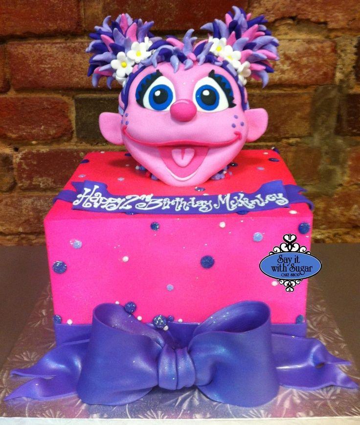22nd Birthday Bash Abby And Brittany: Abby Cadabby Birthday Cake