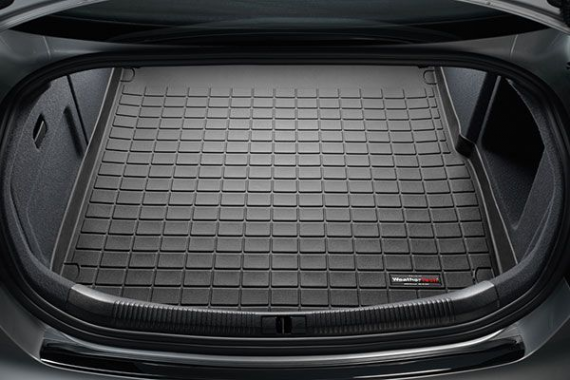 WeatherTech Cargo Liners in gray Custom Fit Cargo Liner by