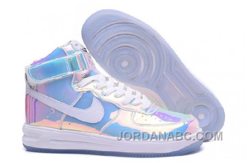 94215524adf ... Nike Air Force 1 High Retro QS Summit White The Sole