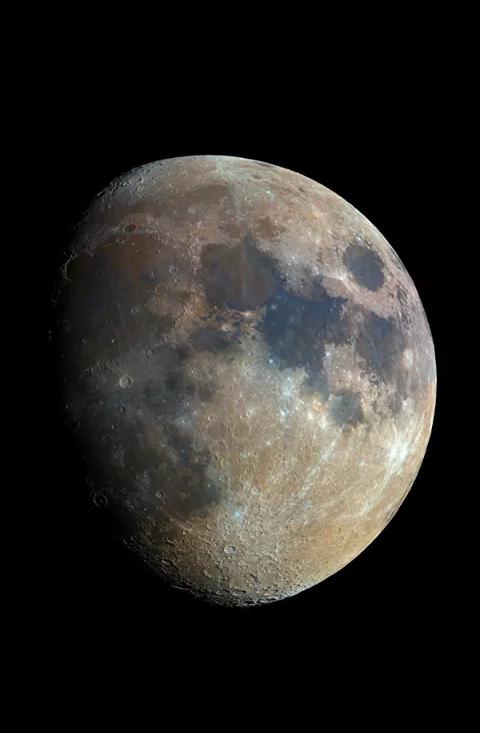 Get Latest Moon Phone Wallpaper HD 2020 by friendbookmark.com