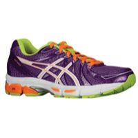 Asics Gel Exalt Women S Plum White Flash Orange Asics