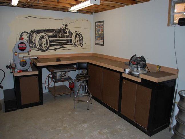 Best Garage Workbench Garage Design Ideas And More Garage Work
