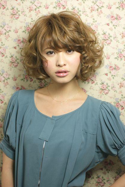 愛されミディアムパーマパート2 Afloat Japanのヘアスタイル 2020