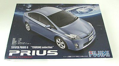 "Toyota Prius G """"Touring Selection"""" Fujimi #38223 New Model Kit 1/24 Scale"