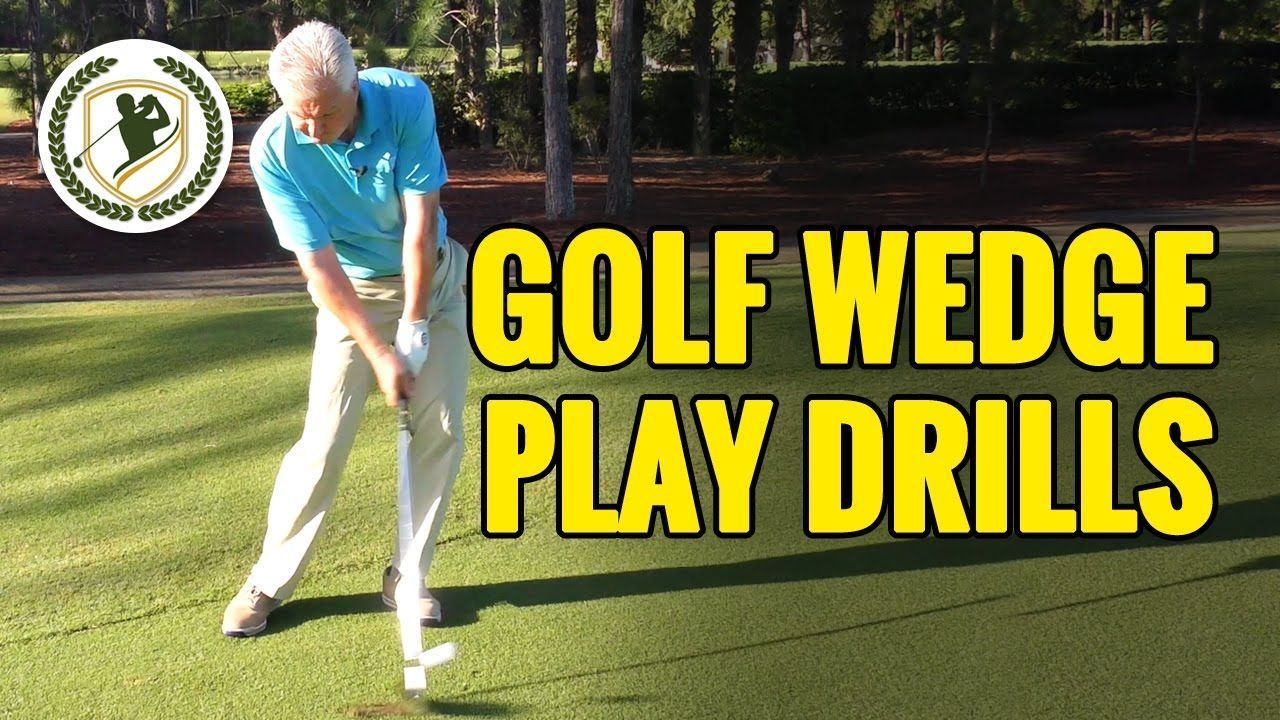 Short Game Practice Tips & Golf Wedge Play Drills Golf