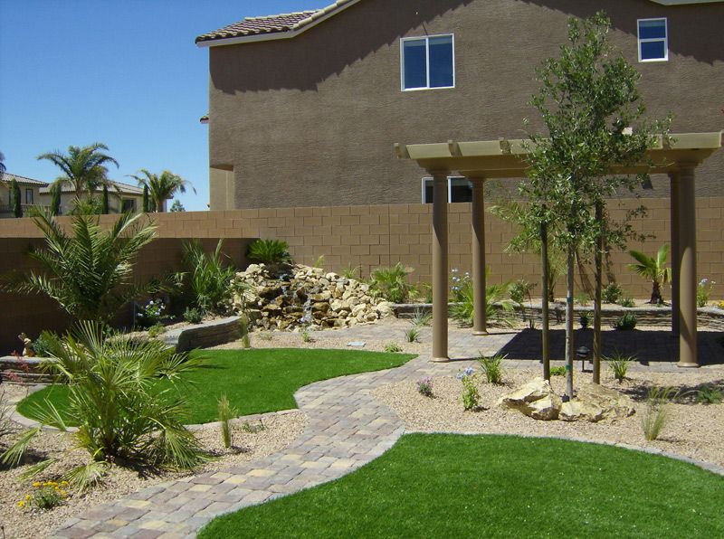 Image Detail For  Landscaping Las Vegas Great Package Deals Call  702 706 0407