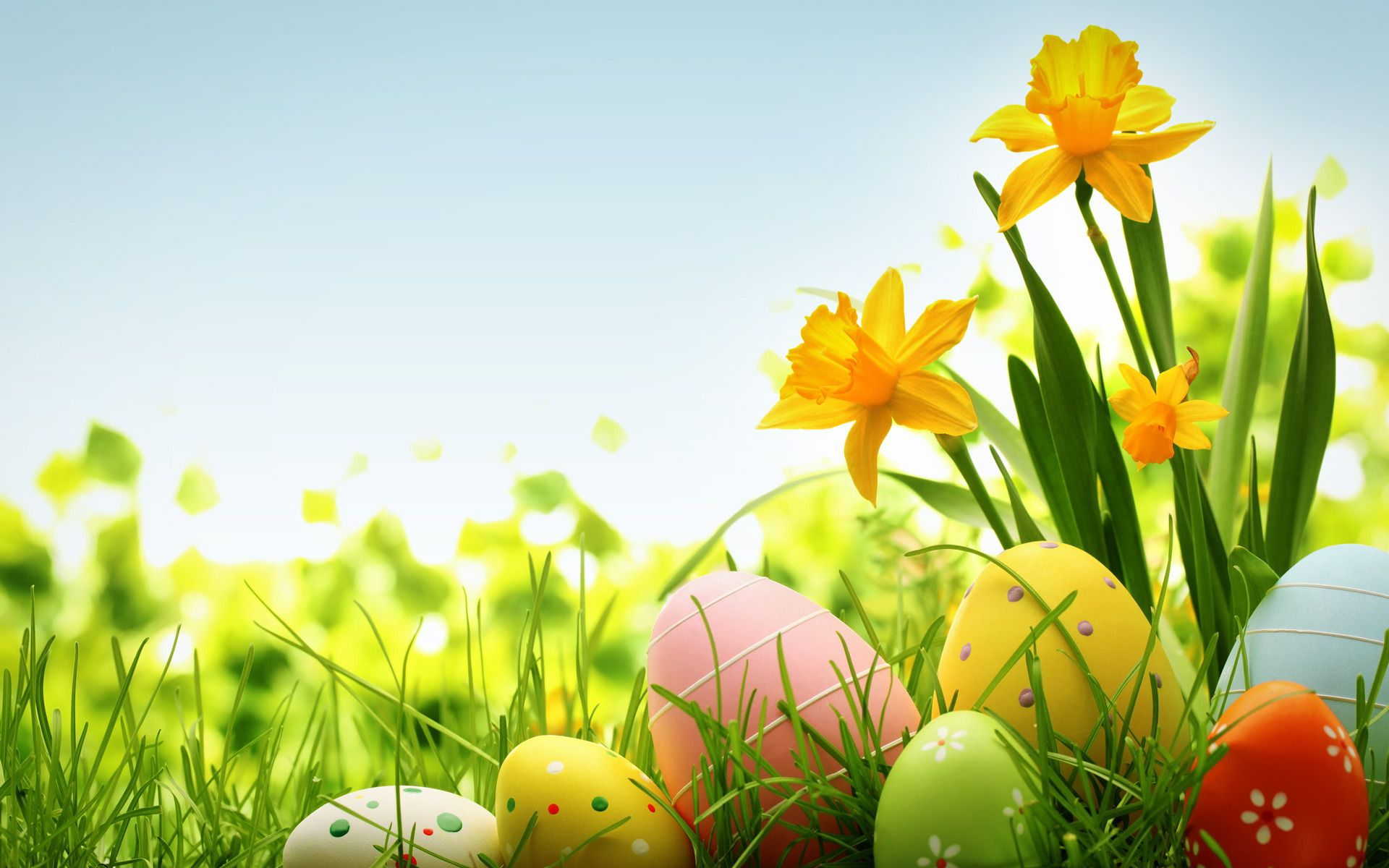 Free Easter Wallpaper For Windows 10 In 2020 Easter Wallpaper