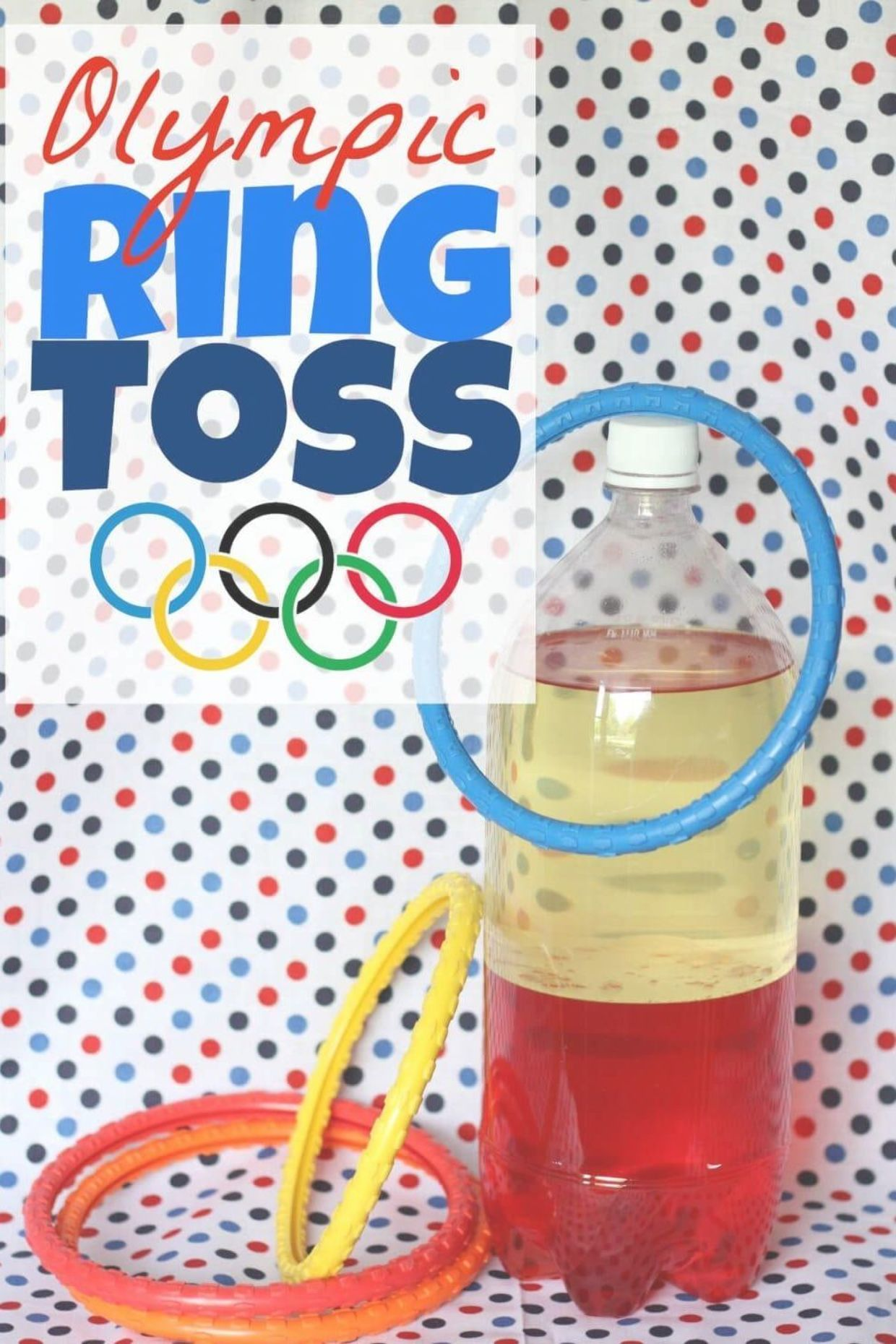 6 Olympic Themed Games For Kids With Images