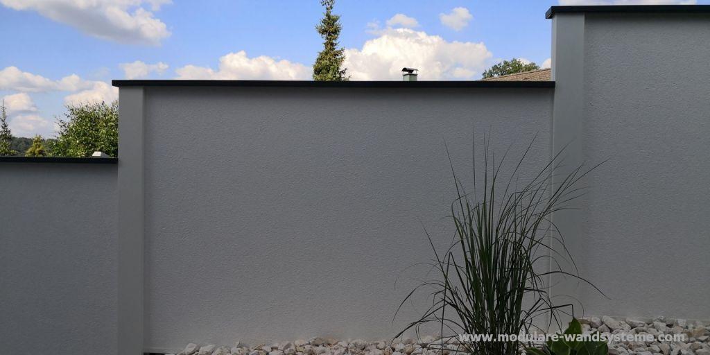 Sichtschutz Garten Modern In 2020 Sichtschutz Bauhaus Trennwand Terrasse Sichtschutz
